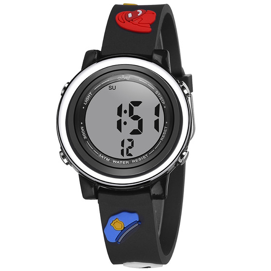 Digital Sports Watch with many features - Professional Hats