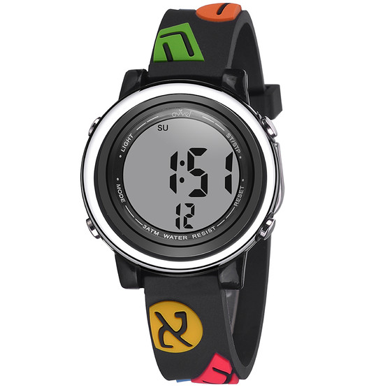 Digital Sports Watch with many features - Aleph Beis