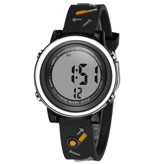 Digital Sports Watch with many features - Tools