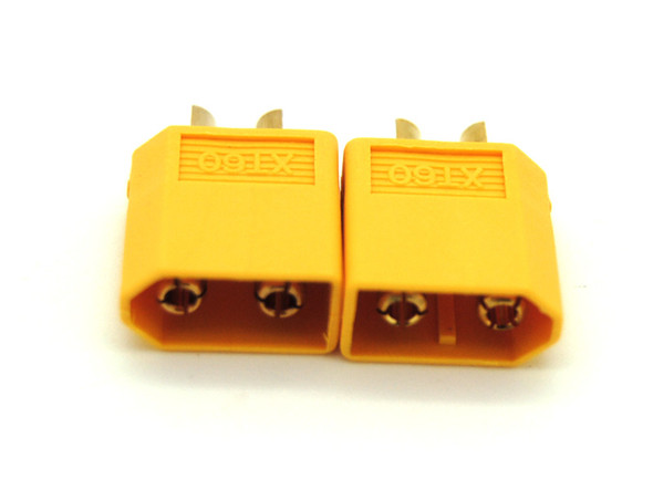 XT60 Battery Connector, Male 1pc