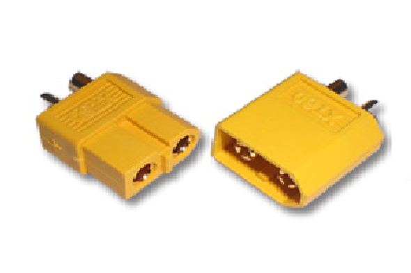 XT60 Battery Connector, Male & Female