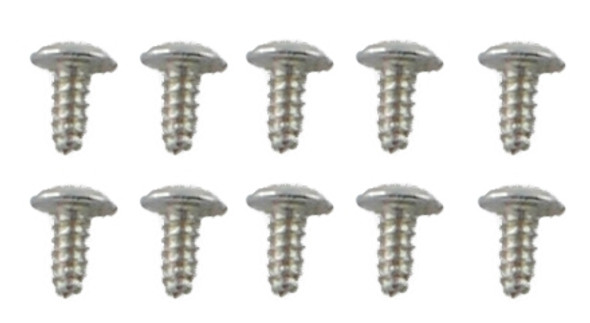 Self Tapping Bolts 2.5x6 - ***CLEARANCE***