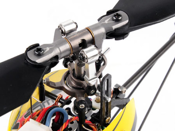 DFC Linkage Arm (2 pcs) -MCPXBL (Options for Xtreme Rotor Head)