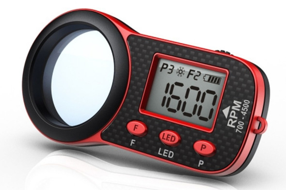 Helicopter Optical Tachometer