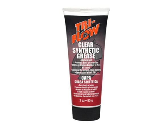 3oz TRI-FLOW High Performance Clear Synthetic Grease