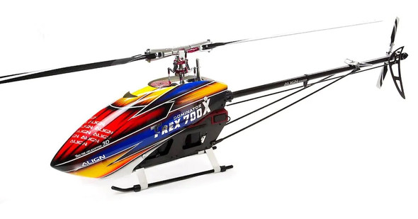 T-Rex 700X Dominator Electric Helicopter Super Combo