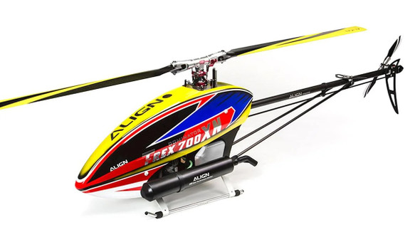 T-rex 700XN Nitro Heli Combo (Engine & flybarless controller not included)