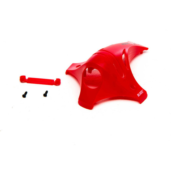 Canopy, Red: Inductrix FPV + (BLH9604RE)