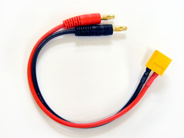 XT60 Charge Lead (12awg, 20cm wire)-1
