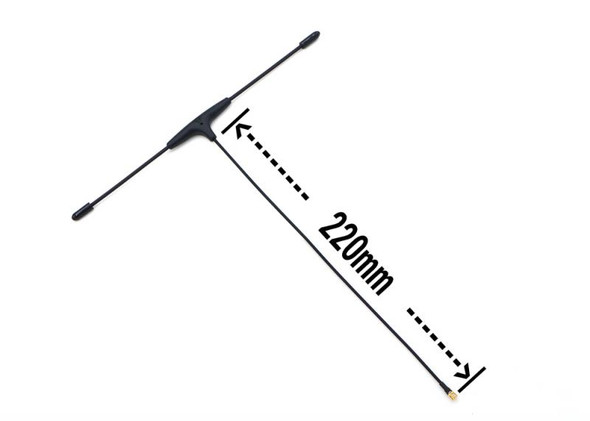 TBS CROSSFIRE IMMORTAL T ANTENNA V2 - EXTRA EXTENDED NEW!