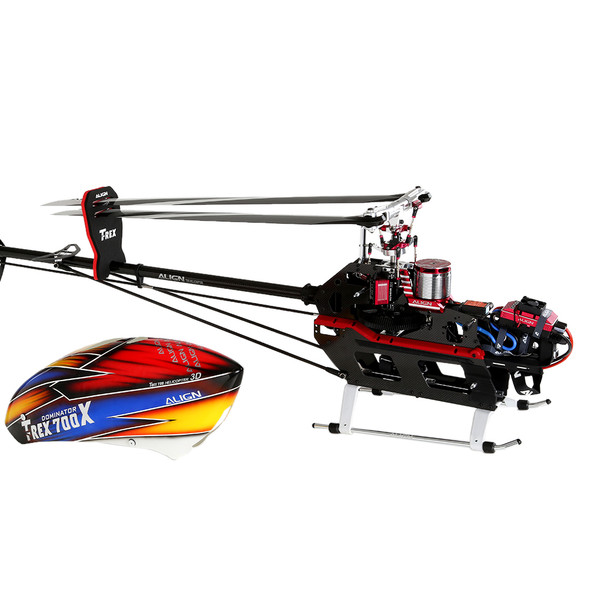 T-REX 700X Helicopter Top Combo (Hobbywing Platinum 200A HV)