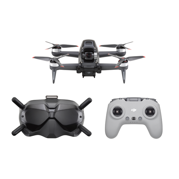 DJI FPV DRONE/CONTROLLER and V2 GOGGLES Combo NEW!
