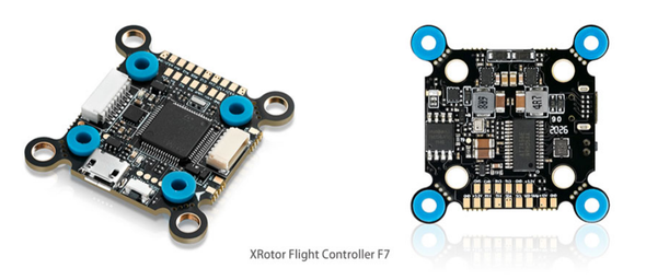 Hobbywing XRotor Micro 40A 4in1 ESC and FC F7 Combo/Stack
