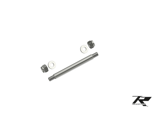 Tail blade holder spindle Tron7.0