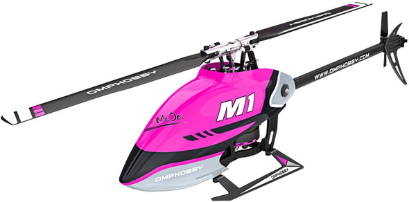 OMP M1 BNF Helicopter (SFHSS Version) - Purple