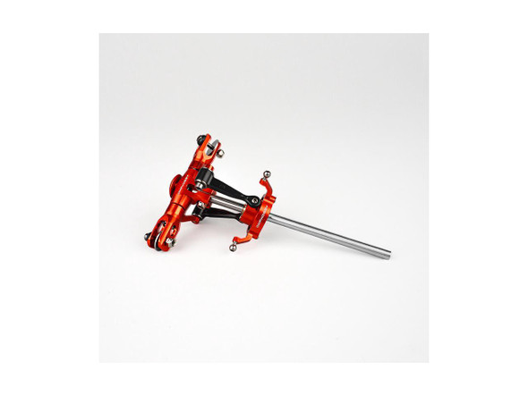 OMPHOBBY M2 OSHM2080 Metal Main Rotor Head Set Compatible With OMPHOBBY M2 EXP/V1/V2 Helicopter