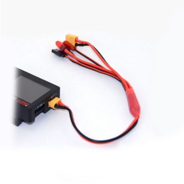 XT60 to Multi-plug Charging Cable