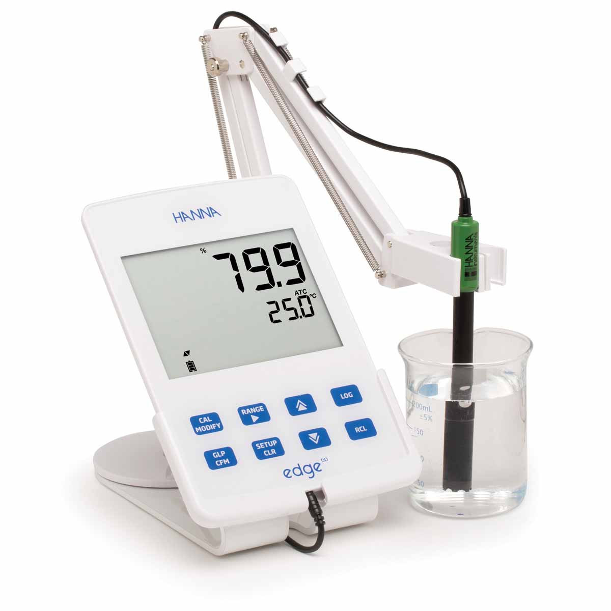 edge® Dedicated Dissolved Oxygen Meter