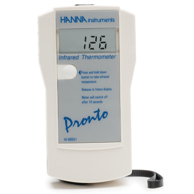 Infrared Thermometer for the Food Industry