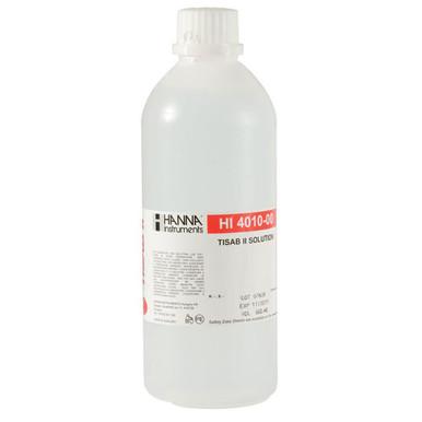 TISAB II for Fluoride ISEs (500 mL)