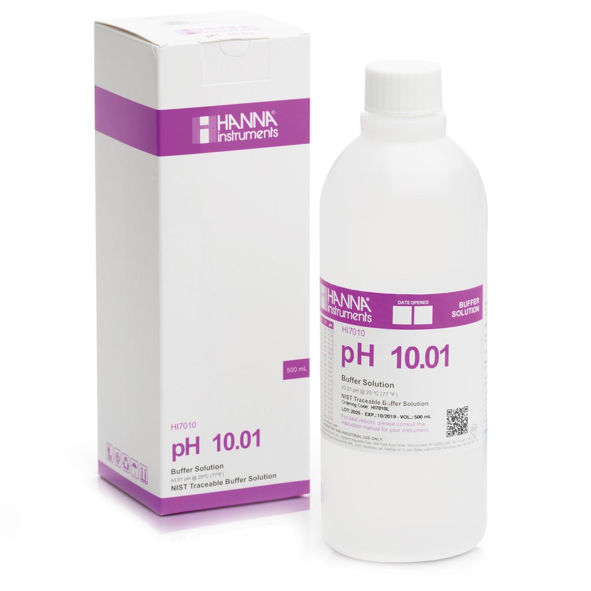 pH 10.01 Calibration Solution (500 mL)