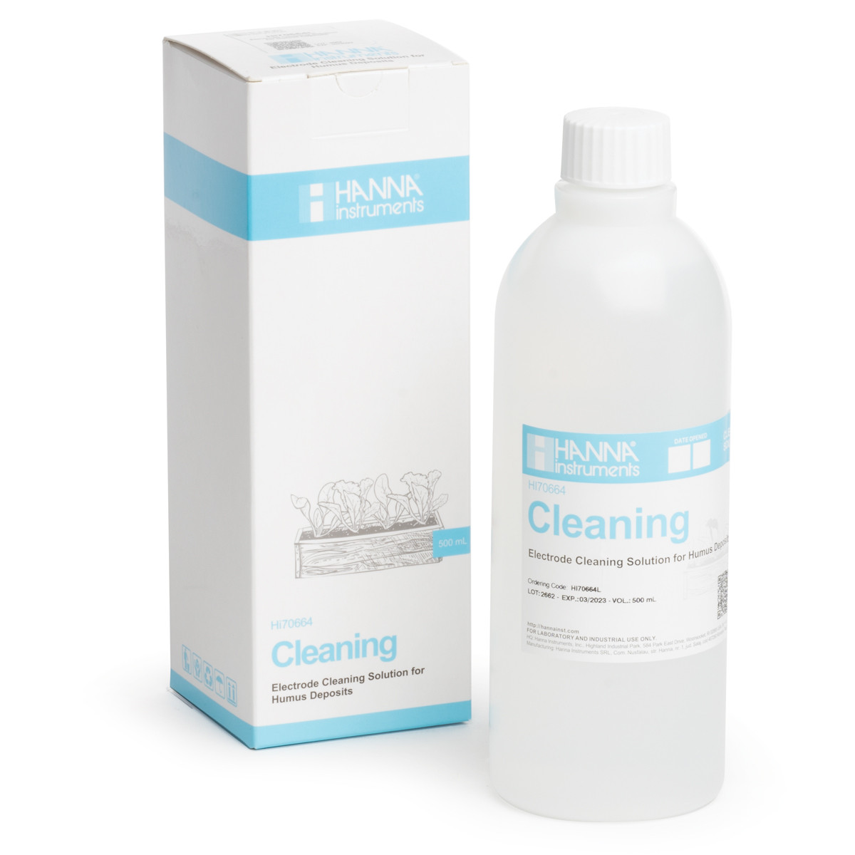 Cleaning Solution for Humus Deposits (500 mL)
