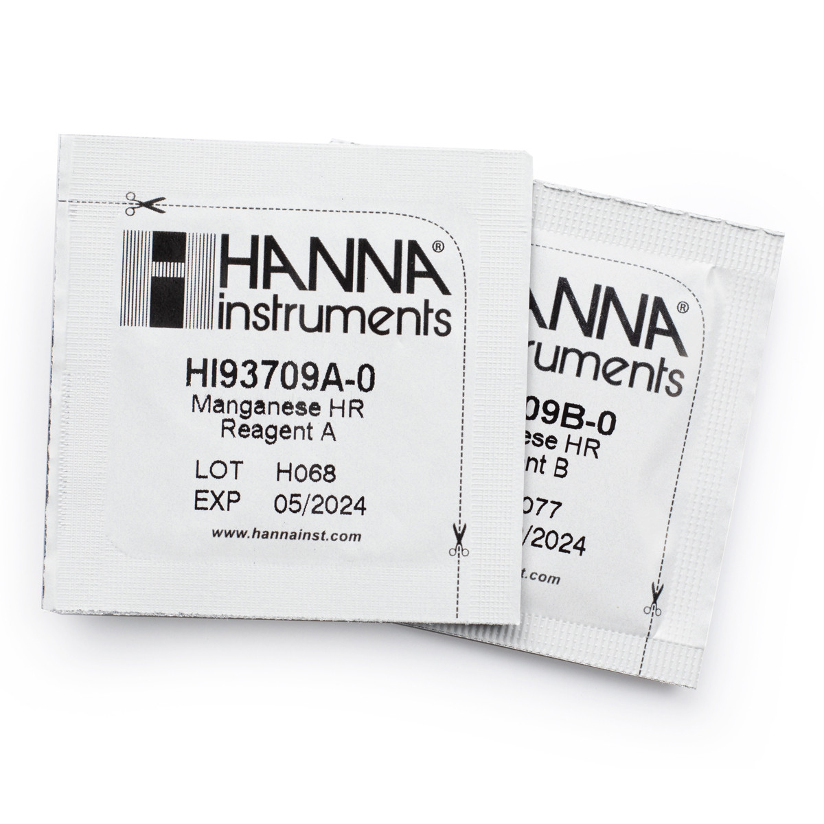 Manganese High Range Reagents (100 tests)