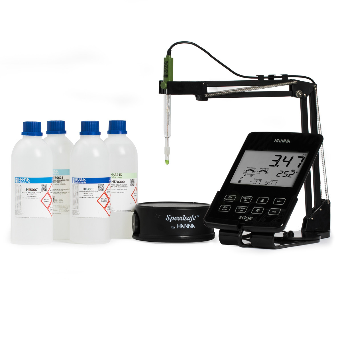 edge®  Wine pH Meter (kit)