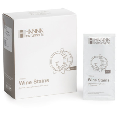 Cleaning Solution for Wine Stains (25 x 20 mL Sachets)