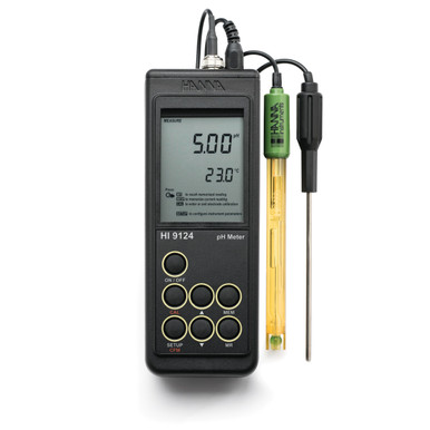 Waterproof Portable pH Meter