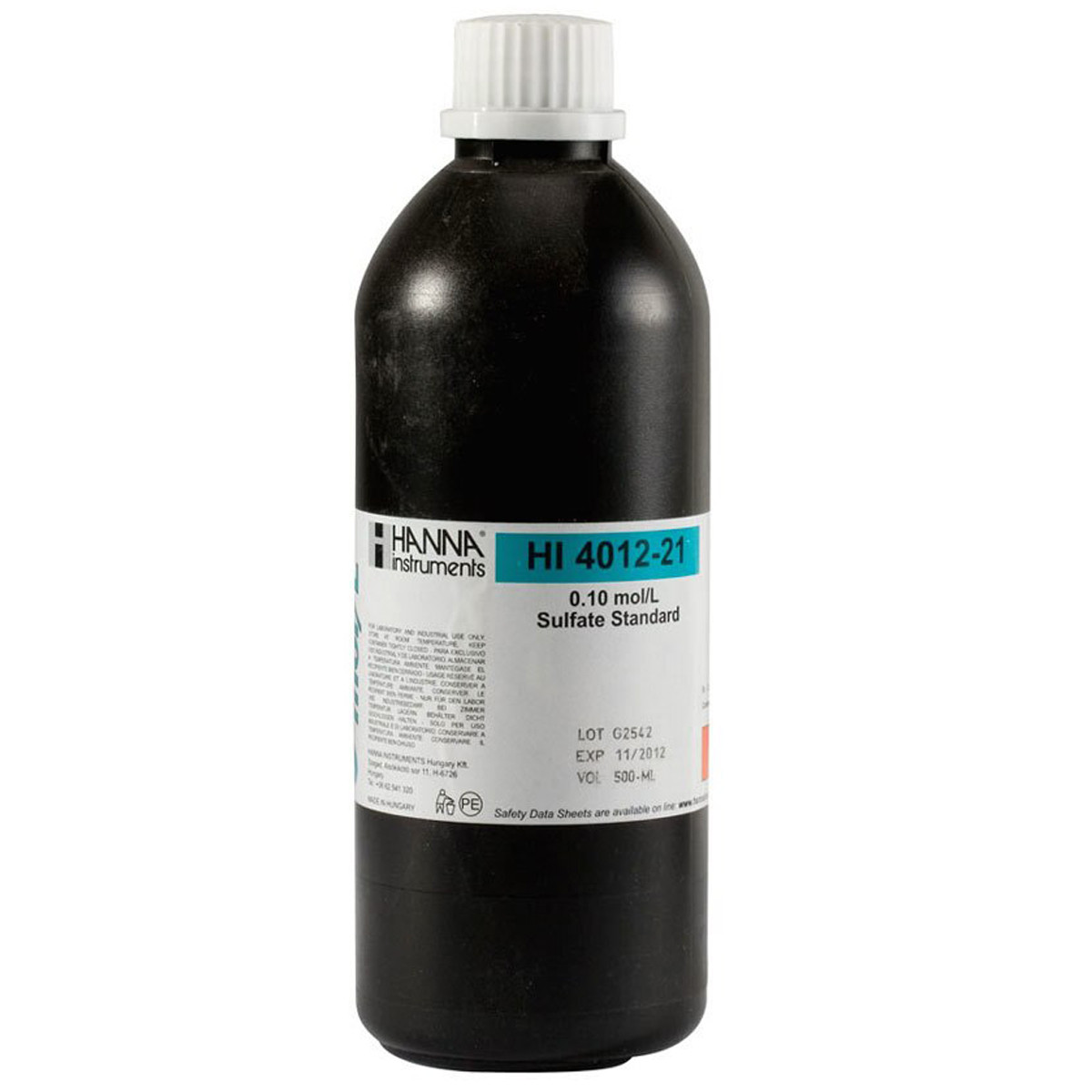 Sulfate ISE 0.1M Standard