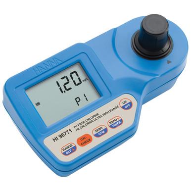 Ultra High Range Chlorine Portable Photometer
