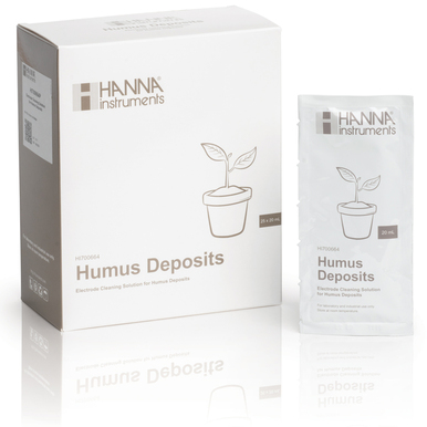 Cleaning Solution for Humus Deposits (25 x 20 mL Sachets)