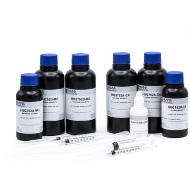 Calcium and Magnesium Hardness High Range Reagents (100 tests)
