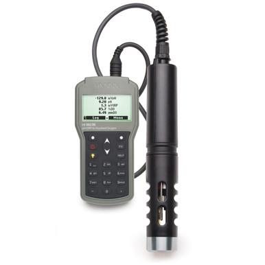 Multiparameter pH/ORP/DO/Pressure/Temperature Waterproof Meter