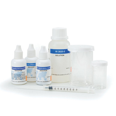 Acidity Chemical Test Kit