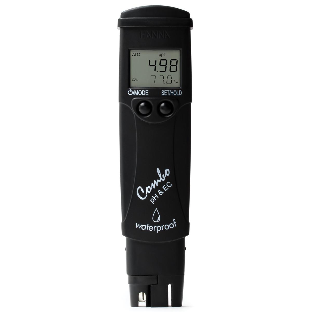 Combo Ph Conductivity Tds Tester High Range Hi98130