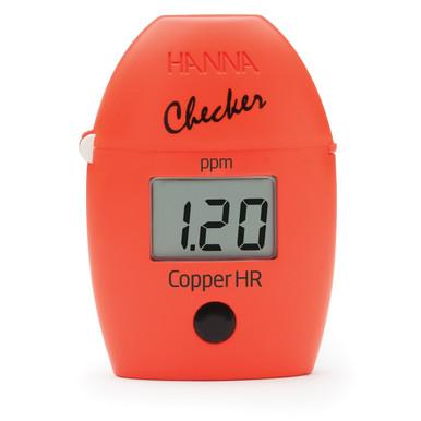 High Range Copper Colorimeter - Checker® HC