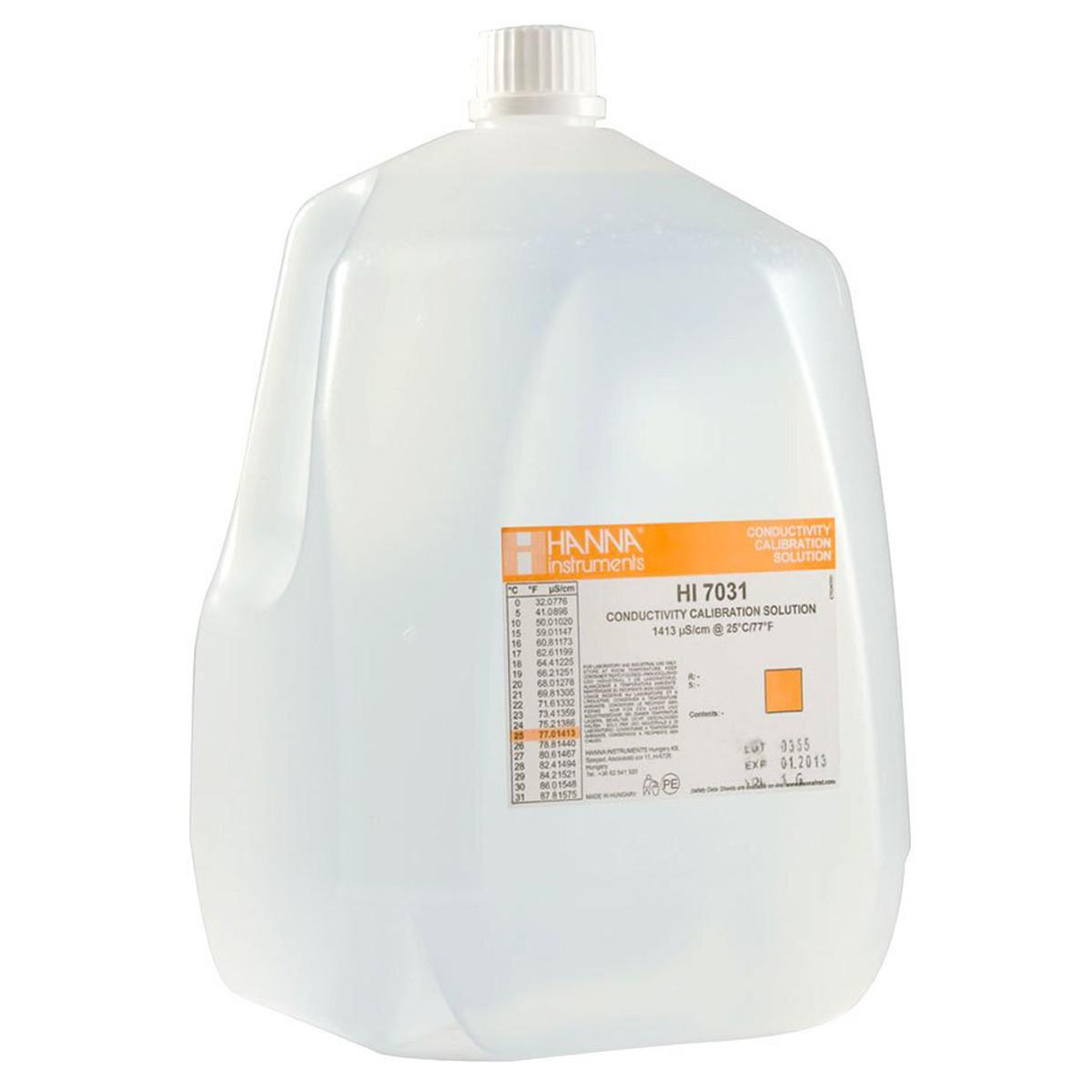 1413 µS/cm Conductivity Standard (1 Gallon)