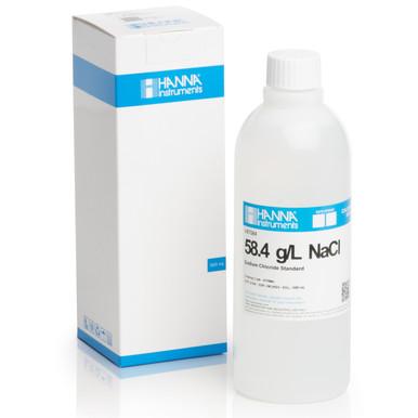 58.4 g/L NaCl Standard Solution (500 mL)