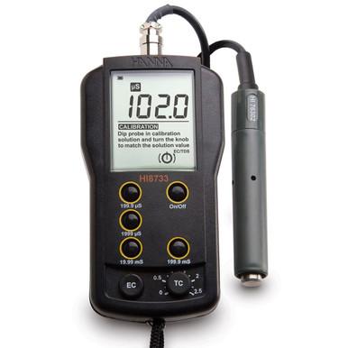 Multi-range EC Meter