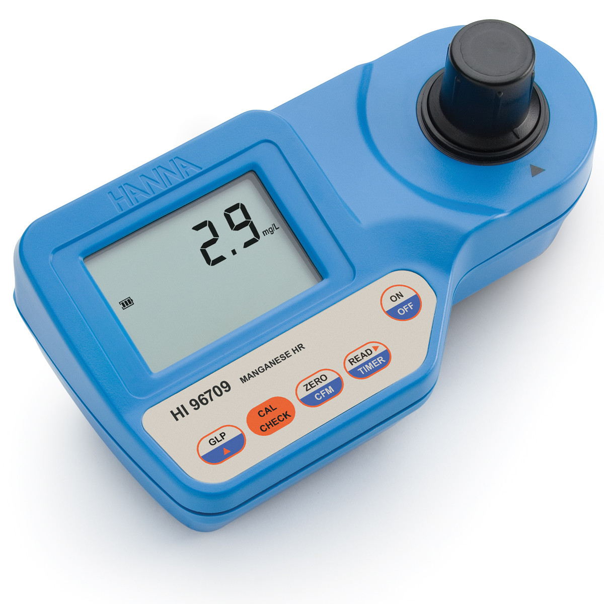 Manganese High Range Portable Photometer