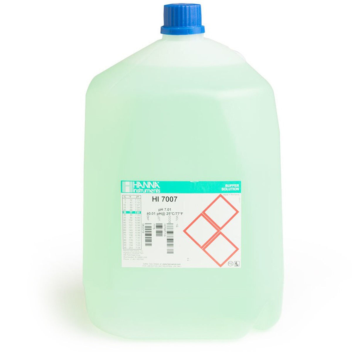 pH 7.01 Calibration Solution (1 G ( 3.78 L))