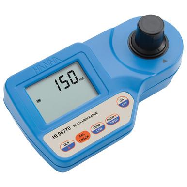 Silica High Range Portable Photometer