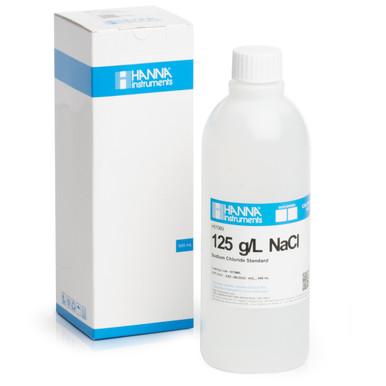 125 g/L NaCl Standard Solution (500 mL)