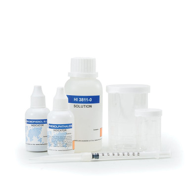 Alkalinity Chemical Test Kit