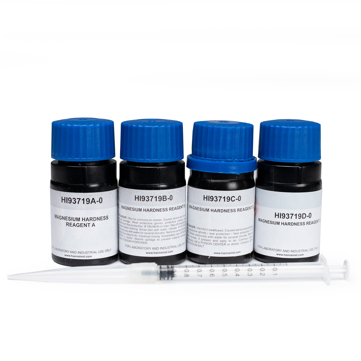 Magnesium and Total Hardness Reagents (100 tests)