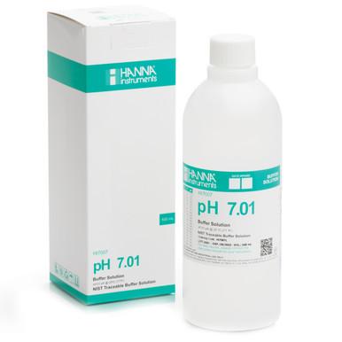 pH 7.01 Calibration Buffer Solution (500 mL)