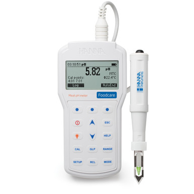 Professional Portable Meat pH Meter
