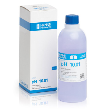 pH 10.01 Technical Calibration Buffer, Violet (500 mL)